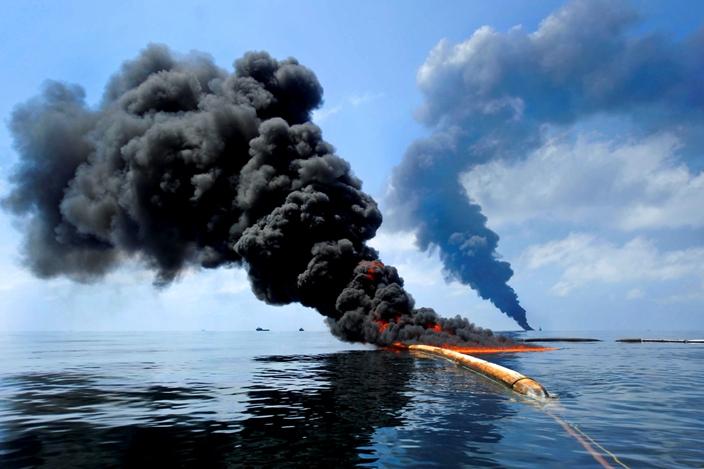 Alabama Gulf oil spill