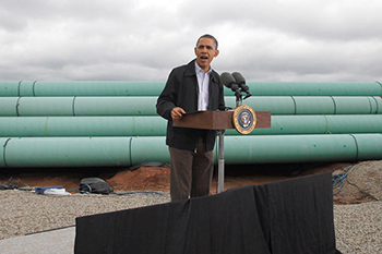 White House: Keystone XL decision will come before Obama goes