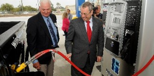 Natural gas refuelling stations enjoy big increase in Texas