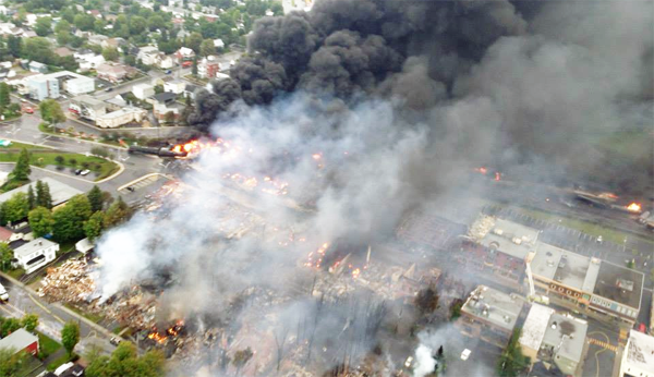 Iriving Oil pleads guilty to 34 offences in Lac Megantic train derailment disaster