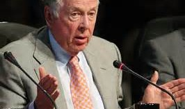 Texas Senate Bill 12 to switch govt vehicles to natural gas applauded by T. Boone Pickens