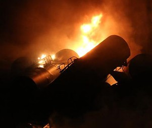 Crude oil trains: BNSF to slow trains, increase inspections