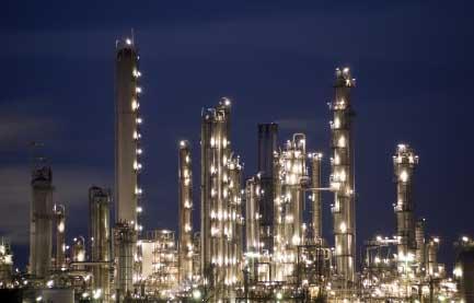 American refineries