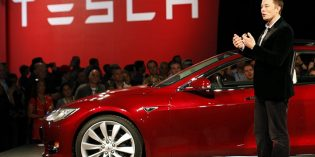 Tesla Motors unveils new product – likely a battery – next month