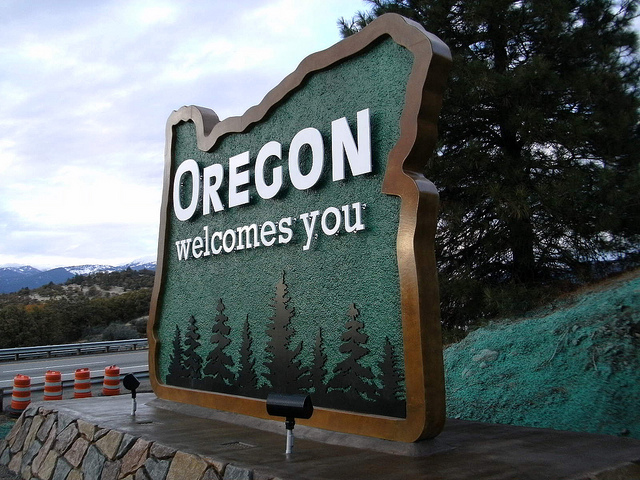 Oregon pay per mile plan tested as gas tax revenues dwindle