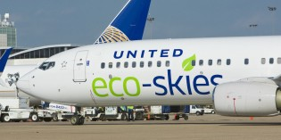 United Airlines invests $30M in aviation biofuel company