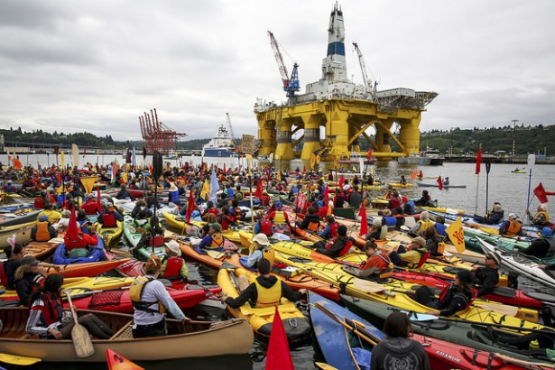 Arctic offshore drilling: Environmental groups sue US agency