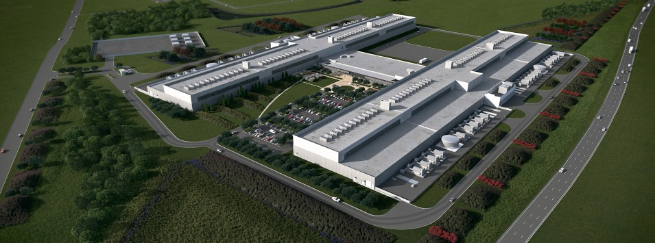 Facebook Texas data centre to use wind power to run servers