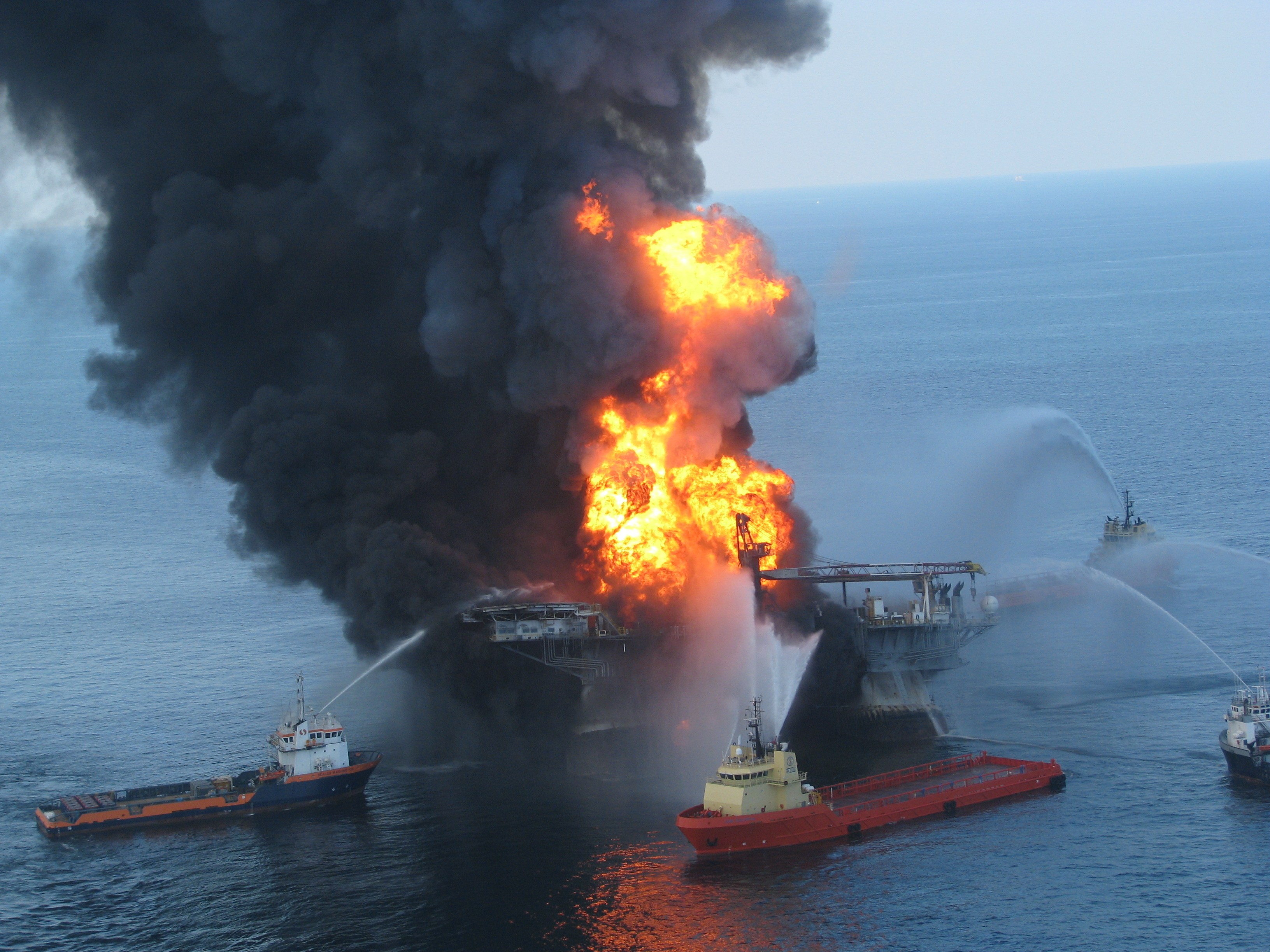 the resulting devastation of the january 16th oil tanker spill nearby the galapagos island Bhp billiton, the world's largest diversified resources company – producing oil as well as coal, copper, diamonds, iron ore, manganese, nickel, uranium.