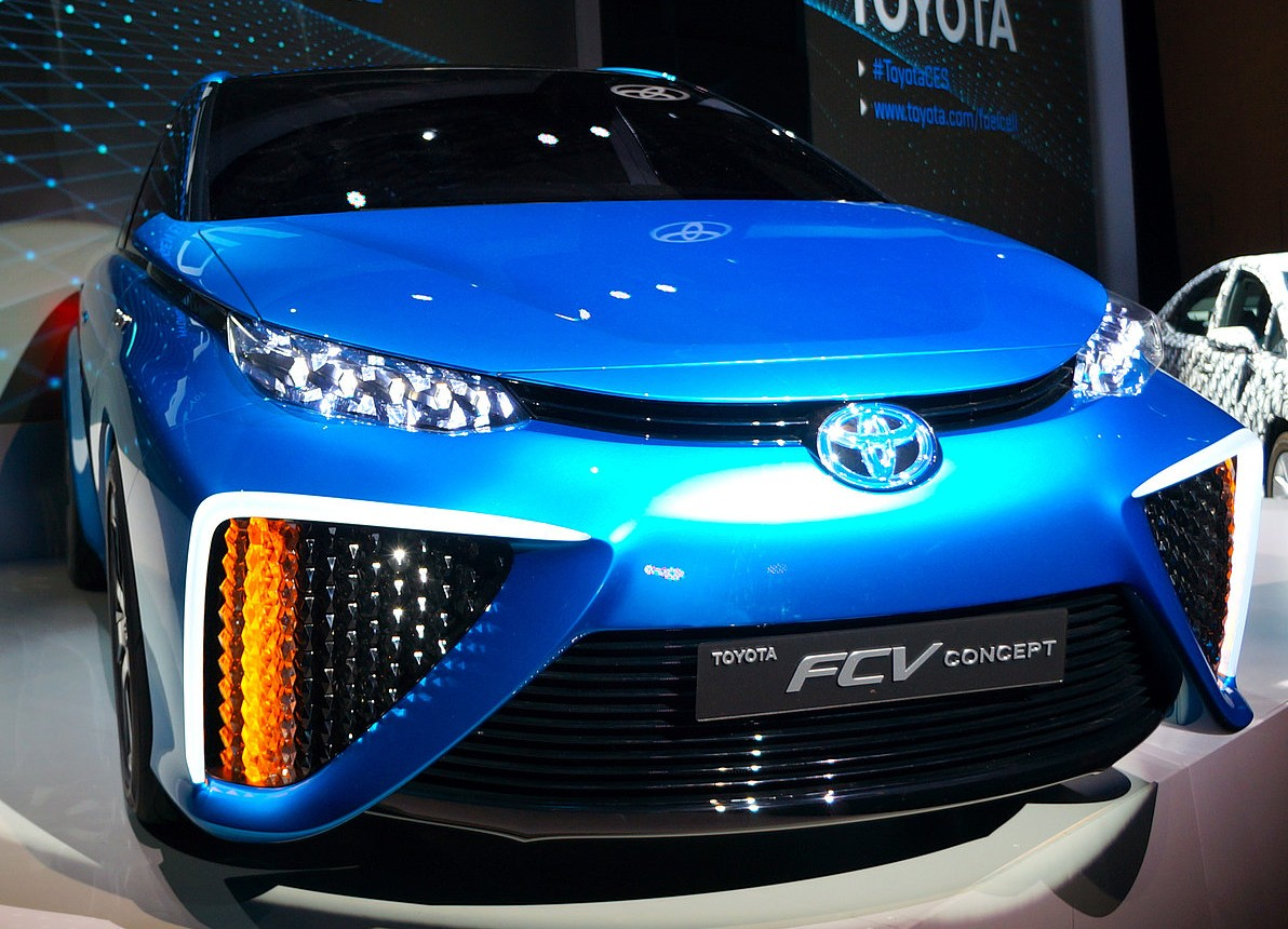 Toyota, Nissan, Honda collaborate on Hydrogen fuel cell technology