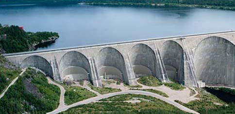 Canadian hydro-electric exports to US growing because of state renewable energy targets