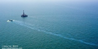 Taylor Energy reaches settlement in 2004 Gulf of Mexico spill