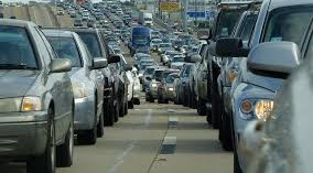 US traffic jams rebound to an all time high, thanks in part to better economy