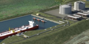Jordan Cove LNG terminal in Oregon gets OK from feds