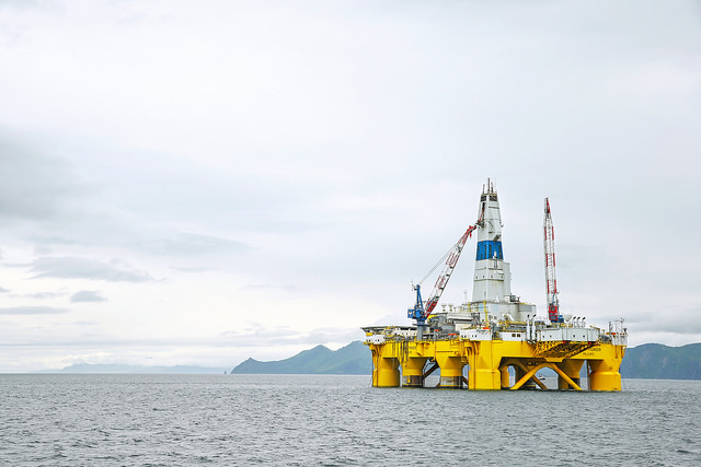 term papers on oil driling in alaska Together, the rules now thwart drilling in alaska's oil-rich arctic  far more oil  seeps naturally into the sea, reports the national research.