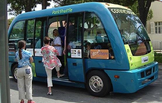Greek driverless buses get major test in rural northern town