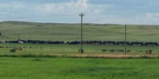 Montana railroad safety lacking amid Bakken oil train traffic increase