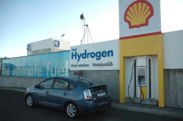 Massive expansion of Shell hydrogen fuelling pumps network in