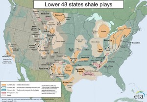 Global shale gas market expected to reach $214 billion by 2022 – study