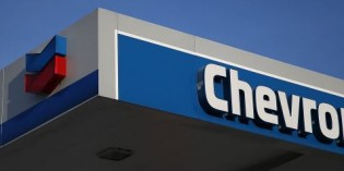 Chevron posts first money losing quarter since 2002