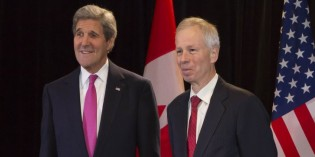 North American foreign ministers discuss clean energy, environment, security