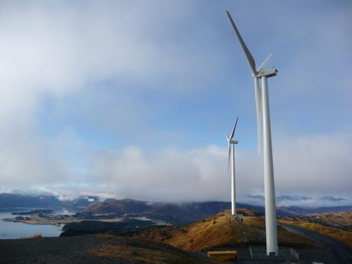 Arctic renewable energy