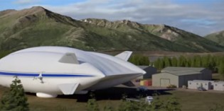 Hybrid airship deal expected to benefit oil and mining industries
