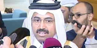12 countries agree to oil cap meeting next month: Qatar oil minister