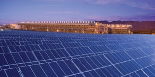 Nevada hybrid power plant first in world with solar geothermal mix