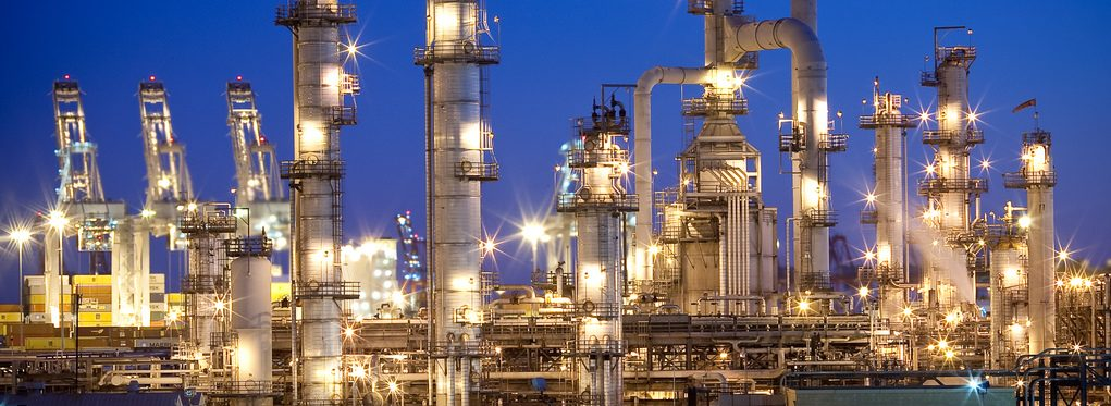 Chinese mega-refinery