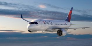Delta Airlines cites emissions standards as factor in deal for CSeries jets