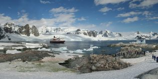 Antarctic seas defy global warming thanks to chill from the deep