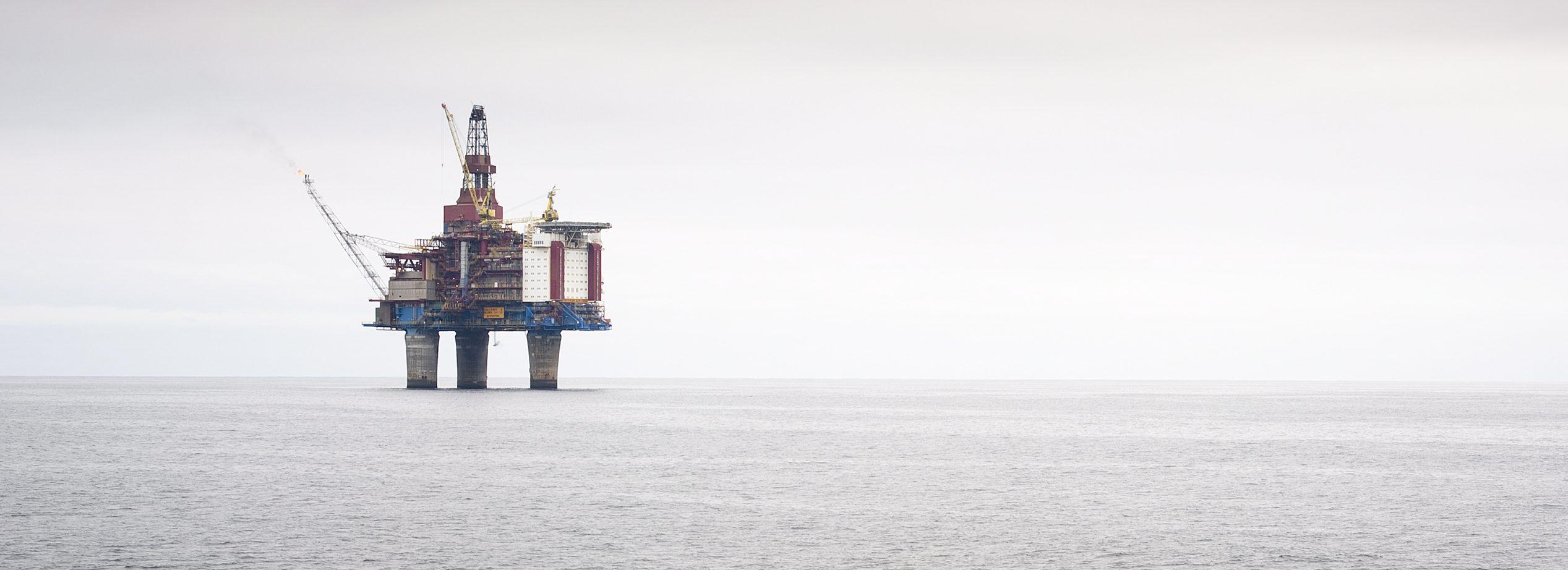 Norwegian oil
