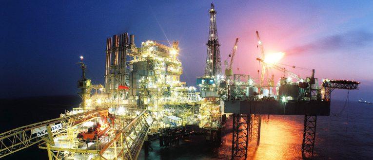 Qatar offshore oil