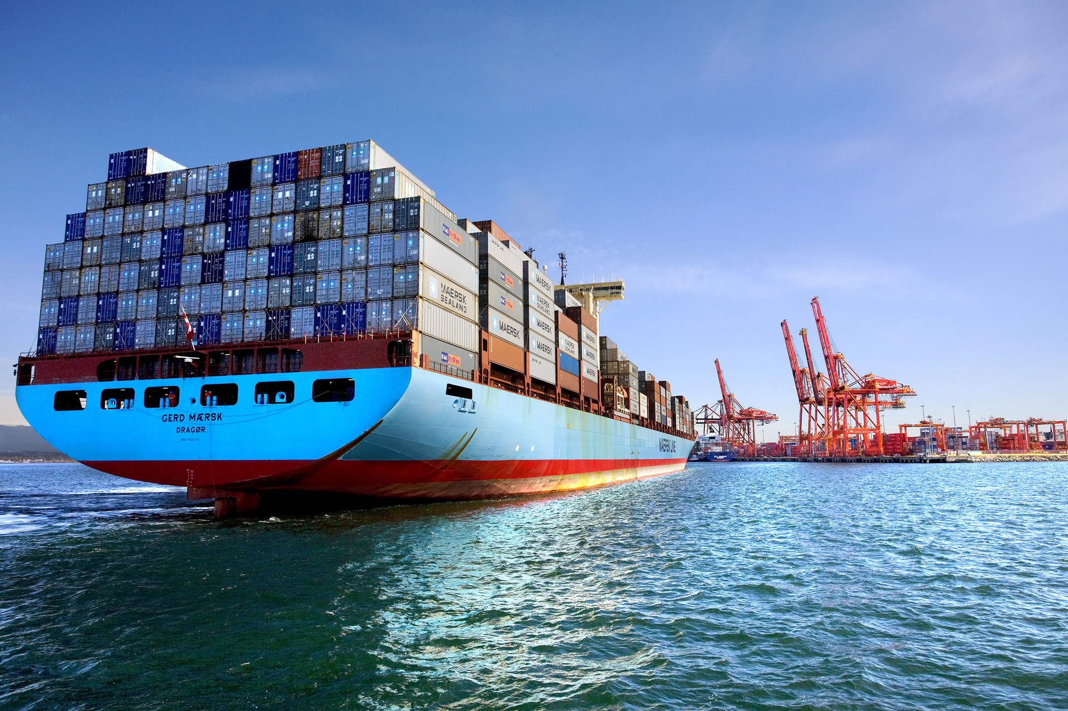 Pressure builds on shipping industry to set carbon targets - The ...