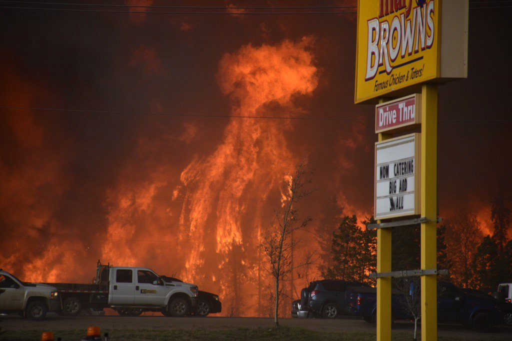 Fort McMurray wildfire