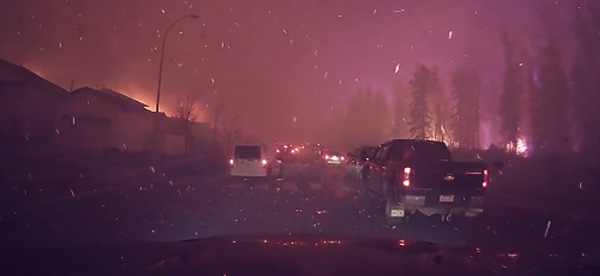 The Canadian Red Cross is supporting the people of Fort McMurray forced from their homes by wildfire. Please click here to donate.