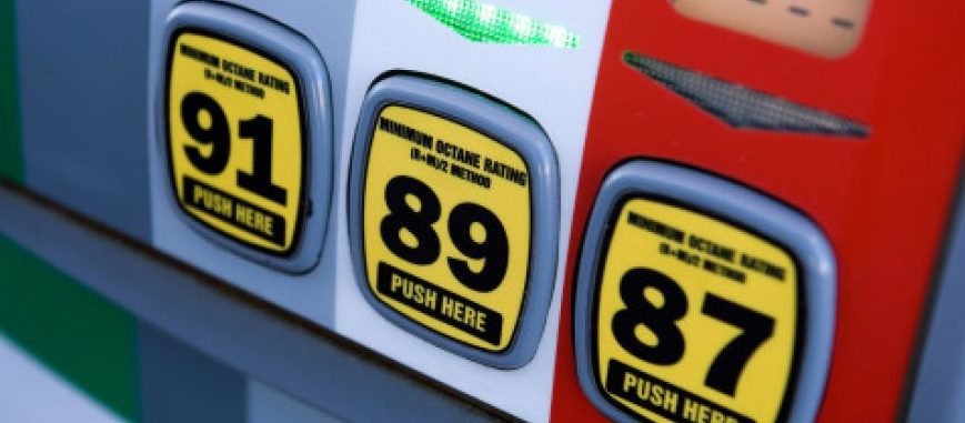 California gas price