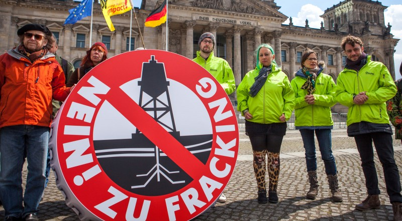 German fracking