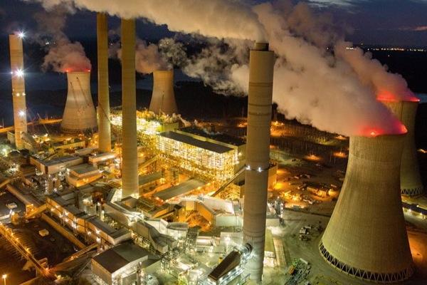 US coal use