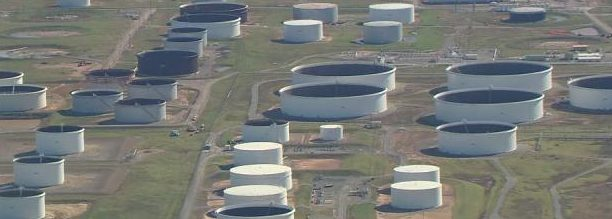 US crude stockpiles