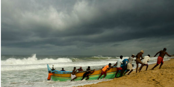 The uptick in diesel margins may be short-lived as India is now preparing for the monsoon season. SkyNetWeather.com photo.