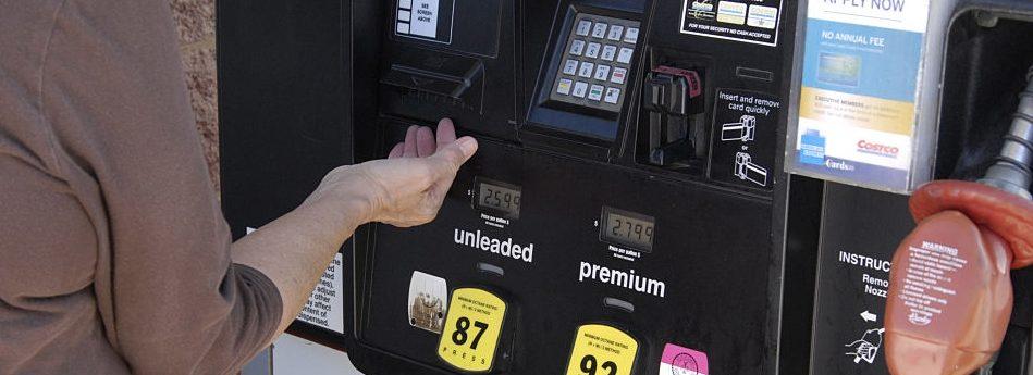 Cheaper gasoline