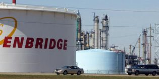 Enbridge profit misses slightly, hurt by Fort McMurray wildfire