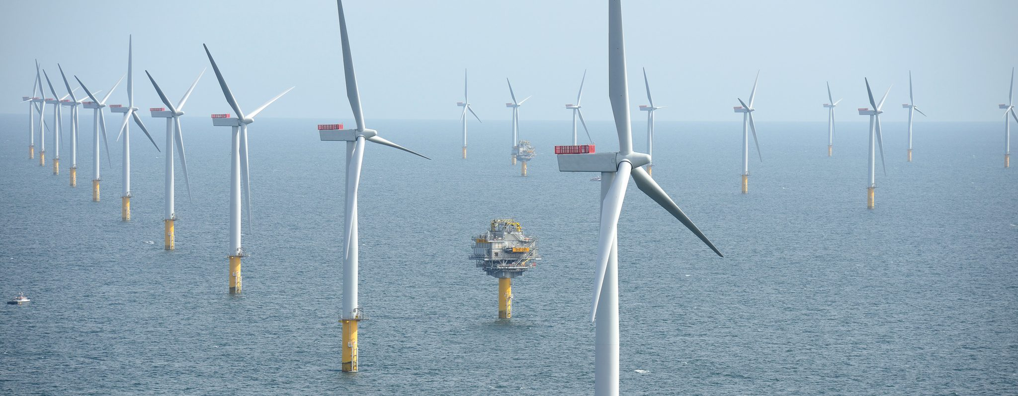 German offshore wind power