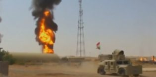 ISIS attacks two energy plants in north Iraq, kills five