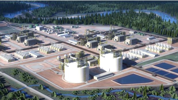 LNG Canada
