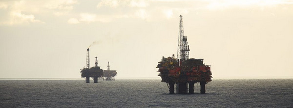 Shell North Sea