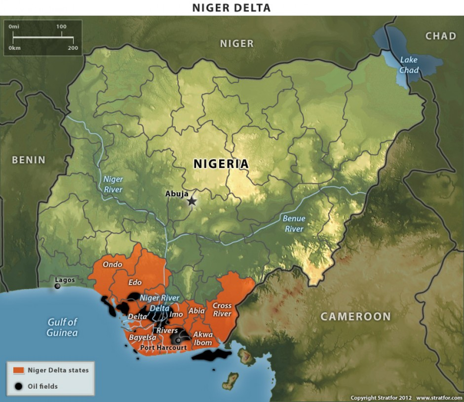 nigerian pipelines