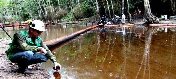Amazon pipeline